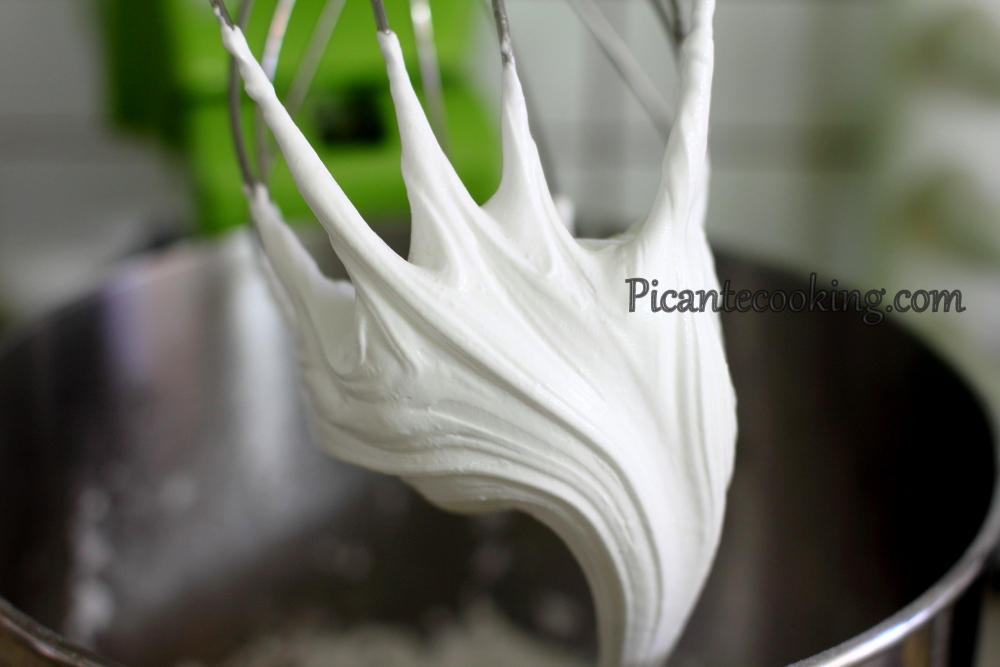 Glaseado clásico de clara de huevo